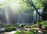 Stewga Falls, Kumamoto, Japan