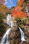 Karasawa Falls, Nagano, Japan