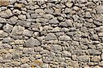 Clsoe-up of Stone Wall, Peniche, Leiria, Portugal