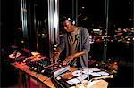 DJ at Randlords, Johannesburg