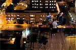 Evening drinks, Johannesburg City Centre