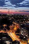 The Sentech Tower, Johannesburg