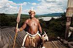 Zulu Man, Shakaland