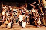 Zulu Dancers, Shakaland