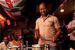Drummer, Cool Runnings