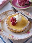 Individual lemon tart