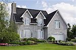 Residential house, Quebec, Canada