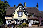 Tea Room and Gift Shop, Shanklin, Isle of Wight, England, United Kingdom, Europe