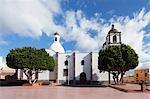 Iglesia de la Candelaria church at the Plaza Candelaria, Ingenio, Gran Canaria, Canary Islands, Spain, Europe