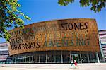Millennium Centre, Cardiff Bay, Wales, United Kingdom, Europe