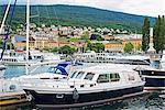 Marina, Neuchatel, Switzerland, Europe