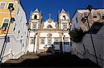 Santissimo Sacrament do Passo's church, Salvador, Bahia, Brazil, South America