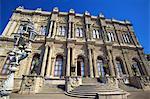 Dolmabahce Palace, Istanbul, Turkey, Europe