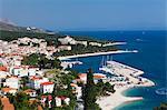 Baska Voda, Makarska Riviera, Dalmatia, Croatia, Europe