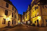 Old town of Fussen, Ostallgau, Allgau, Bavaria, Germany, Europe