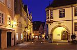 Town hall in the old town of Fussen, Ostallgau, Allgau, Bavaria, Germany, Europe