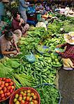 Market, Phan Thiet, Vietnam, Indochina, Southeast Asia, Asia