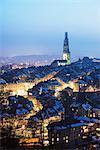 City view, Bern, Switzerland, Europe