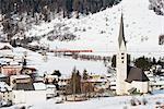 Zernez, Graubunden, Swiss Alps, Switzerland, Europe
