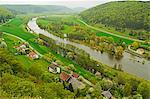 Altmuehl Valley, near Riedenburg, Bavaria, Germany, Europe