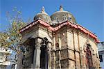 Kotilingeshwar Mahadev Temple, Durbar Square, UNESCO World Heritage Site, Kathmandu, Nepal, Asia