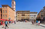 Place du Palais de Justice, Old Town, Nice, Alpes Maritimes, Provence, Cote d'Azur, French Riviera, France, Europe