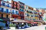 Villefranche-sur-Mer, Alpes Maritimes, Provence, Cote d'Azur, French Riviera, France, Europe
