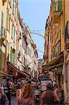 The Old Town, Monaco-Ville, Monaco, Europe