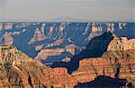 North Rim, Grand Canyon National Park, UNESCO World Heritage Site, Arizona, United States of America, North America