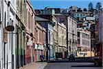 Street Scene, Valparaiso, Chile