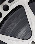 Detail of film reel
