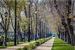 Parque Forestal, Santiago, Chile