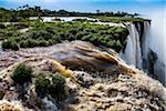 Devil's Throat (Garganta del Diablo) at Iguacu Falls, Iguacu National Park, Argentina