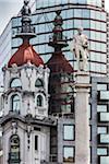 Mirador Massue, Plaza Lavalle, Buenos Aires, Argentina