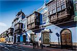 Osambela House, Conde de Superunda Street, Lima, Peru