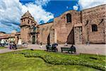 Merced Church and Convent, Cusco, Peru