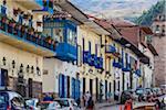 Street scene, Cusco, Peru