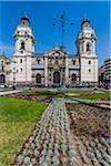 Cathedral of Lima, Plaza de Armas, Lima, Peru