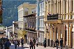 Historic Centre of Quito, Ecuador