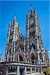 Basilica del Voto Nacional, Quito, Ecuador