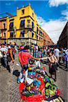 Street Market, Mexico City, Mexico
