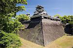 Kumamoto Castle, Kumamoto, Japan