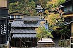 Kurokawa Onsen, Kumamoto, Japan