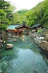 Takaragawa Onsen, Gunma, Japan