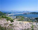 Shimotsui Seto Bridge, Okayama, Japan