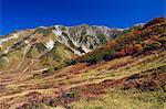 Mt. Betsu, Toyama, Japan