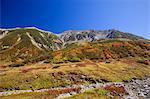 Mt. Masago And Tateyama, Toyama, Japan