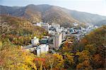Noboribetsu Onsen, Hokkaido, Japan