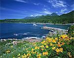 Shiretoko Peaks, Hokkaido, Japan
