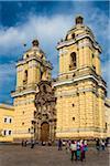 San Francisco Church and Convent, Lima, Peru